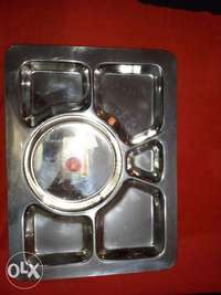Stainless plates 0