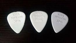 Kostki do gitary Jim Dunlop 0.38 0.46 0.60