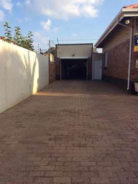 Very Large Double garage