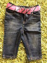 Ralph Lauren Baby jeansy rozm. 9 miesięcy 74 cm