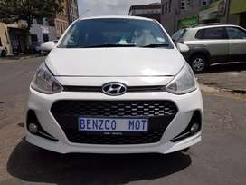 Hyundai Grand I-10 in a very good condition