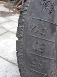 Opony zimowe kleber 185 60 r14