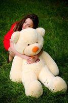 Мишка большой плюшевый!! Медведь плюшевый лучший подарок. Украина