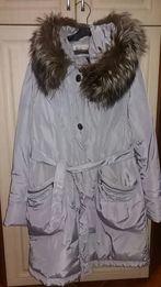 Зимняя куртка пуховик 48-50р.