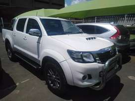 Used 2015 Toyota hilux Lengend 45 3.0D4D Automatic 4x4