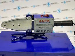 Паяльник для пластиковых труб AL-FA 2700W (Чехия) Набор инструмента