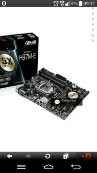 Image of Motherboard,CPU AND 12gig ddr3