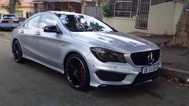2015 Model Mercedes Benz CLA 45 AMG 4MATIC S Automatic