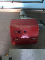 Газовая горелка для паро генераторов и промышленных котлов