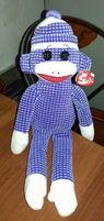 Мягкая игрушка обезьяна обезьянка фирмы ty Англия