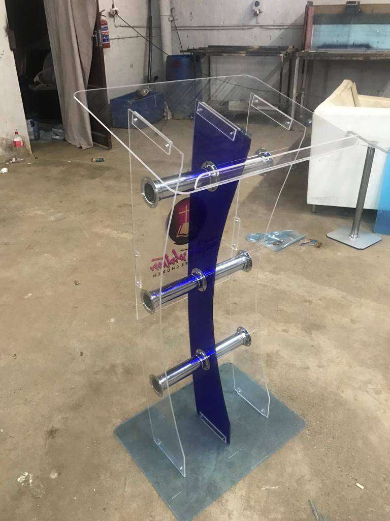 Spread the Word using our Podiums/ lecterns