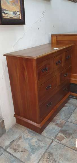 Teak Indo Style Chest of Drawers