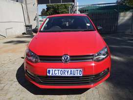 2018 VW 1.4 Polo VIVO Hatchback ( FWD manual ) cars for sale