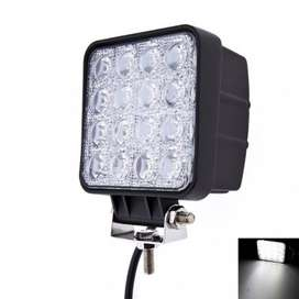 LED Vehicle Spot Lights 48W Square Shape Brand New Products