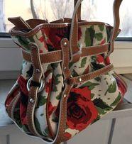 "Кожаная сумка ""Caren Millen"""