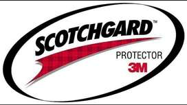 SCOTCH GARDING PROFESSIONALLY DONE FOR COUCHES/CHAIRS/CARPETS/CARS