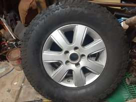 One rim and tyre 16 for sale