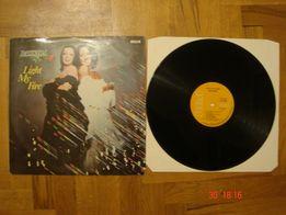 Продам виниловую пластинку BACCARA Light My Fire 1978