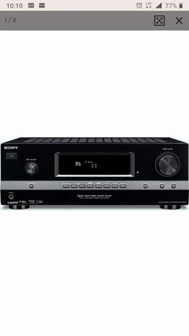 Sony Home Theatre Amplifier (AV Receiver)