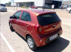 R95k neg  Daily runner Car is currently in Jozi