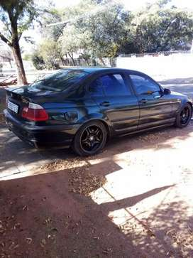 Bmw e46. Not negotiable