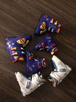 Buty narciarskie dzieciece