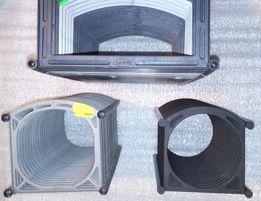 Этажерки (подставки) наборные пластмассовые для дисков CD и DVD, новые