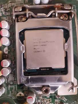 I7 3770 CPU and DRR 3 Rams