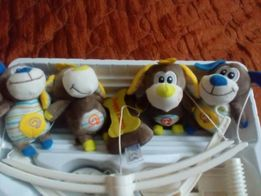 Мобиль для детской кроватки Baby Mix