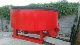 Betoniarka, mieszalnik hydrauliczny 600 L
