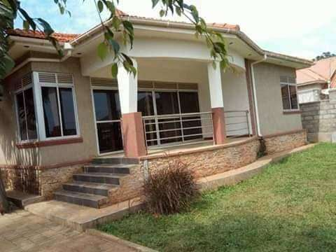 STAND ALONE HOUSE FOR RENT IN NAMUGONGO AT 1.2M 0