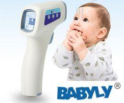 Бесконтактный термометр Babyly инфракрасный бесконтактный