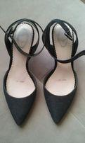 Oryginalne włoskie buty Dèbut rozmiar.40