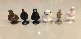 Darth Maul figurka lidl Stikeez gwiezdne wojny Star Wars droid wampa
