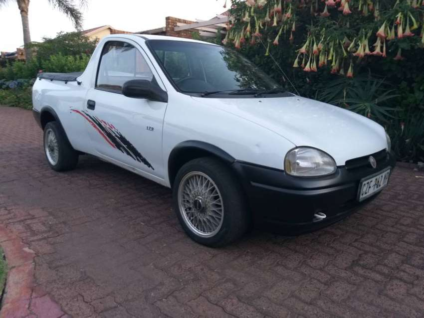 2000 Opel Corsa Utility 1.7D in fantastic condition 0