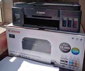 Canon Pixma G2411 printer