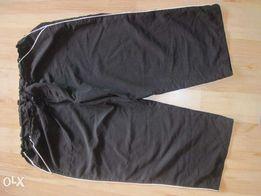 spodnie dresowe ortalion 46