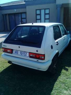 VW Golf in good condition.