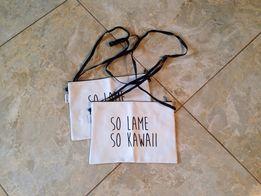 Круті шкіряні сумочки H&M