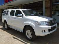 Image of 2012 Toyota Hilux 2.5 D-4d Raider R/b P/u D/c For Only R259 900