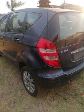 2006 MERCEDES BENZ A170 (W169) BREAKING FOR PARTS