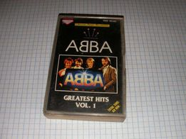 abba kaseta audio