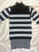 Платье-туника на девочку 6-7 лет
