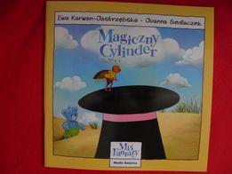 książka Miś Fantasy - Magiczny Cylinder