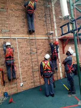 Fall arrest working at Heights training Cape town, Scaffold erectors