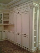 Кухни из дерева. Кухонная мебель под заказ. Спальни