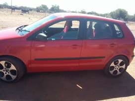 my name is Palesa i am selling my car