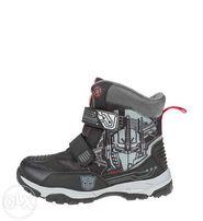 """Обувь (сапоги) Полусапожки """"TRANSFORMERS"""" NEW!!! 35 размер"""