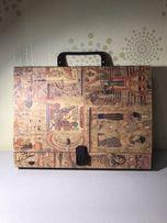 Портфель чемодан для детей дошкольного возраста