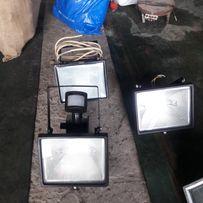 Лампа прожектор светильник Electrum flood 500 hs